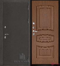Металлическая дверь REGIDOORS Антик Термо 3 Анастасия Орех