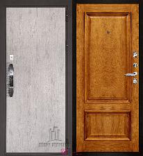 Входная дверь Двери Регионов NEW Новатор Корсика Дуб Patina Antico