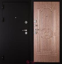 Входная металлическая дверь Сударь CISA Сударь-3 Черный