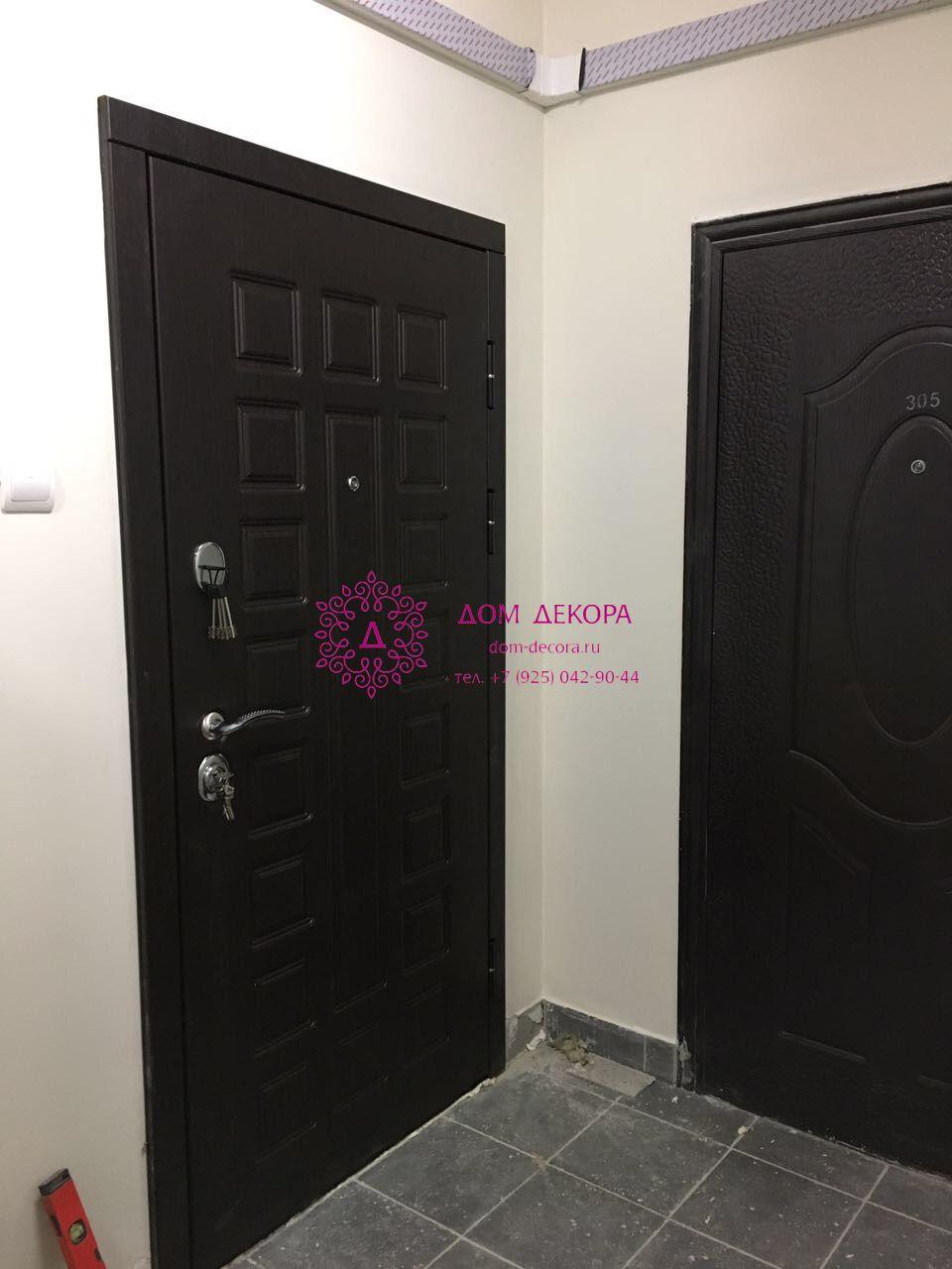 железные двери в москве бутово
