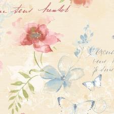 Обои виниловые Aura Abby Rose AB42432