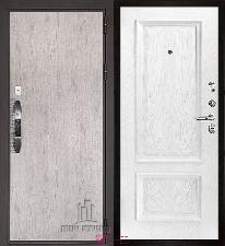 Входная дверь Двери Регионов NEW Новатор Корсика Дуб Perla