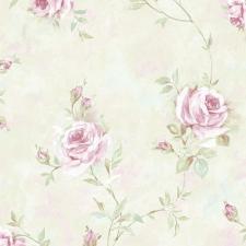Обои виниловые Aura Rose Garden RG35740