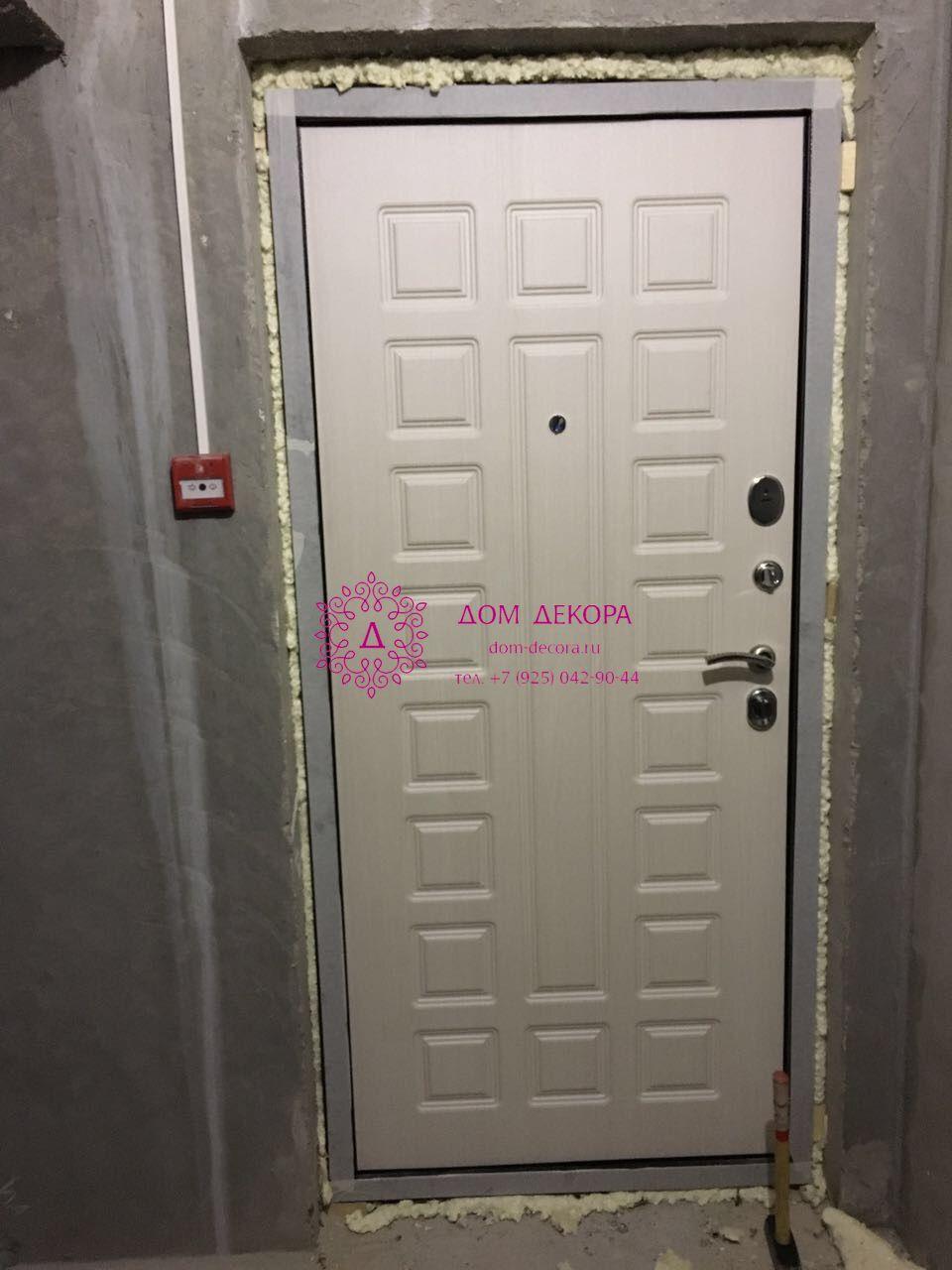 железные двери в бутово недорого
