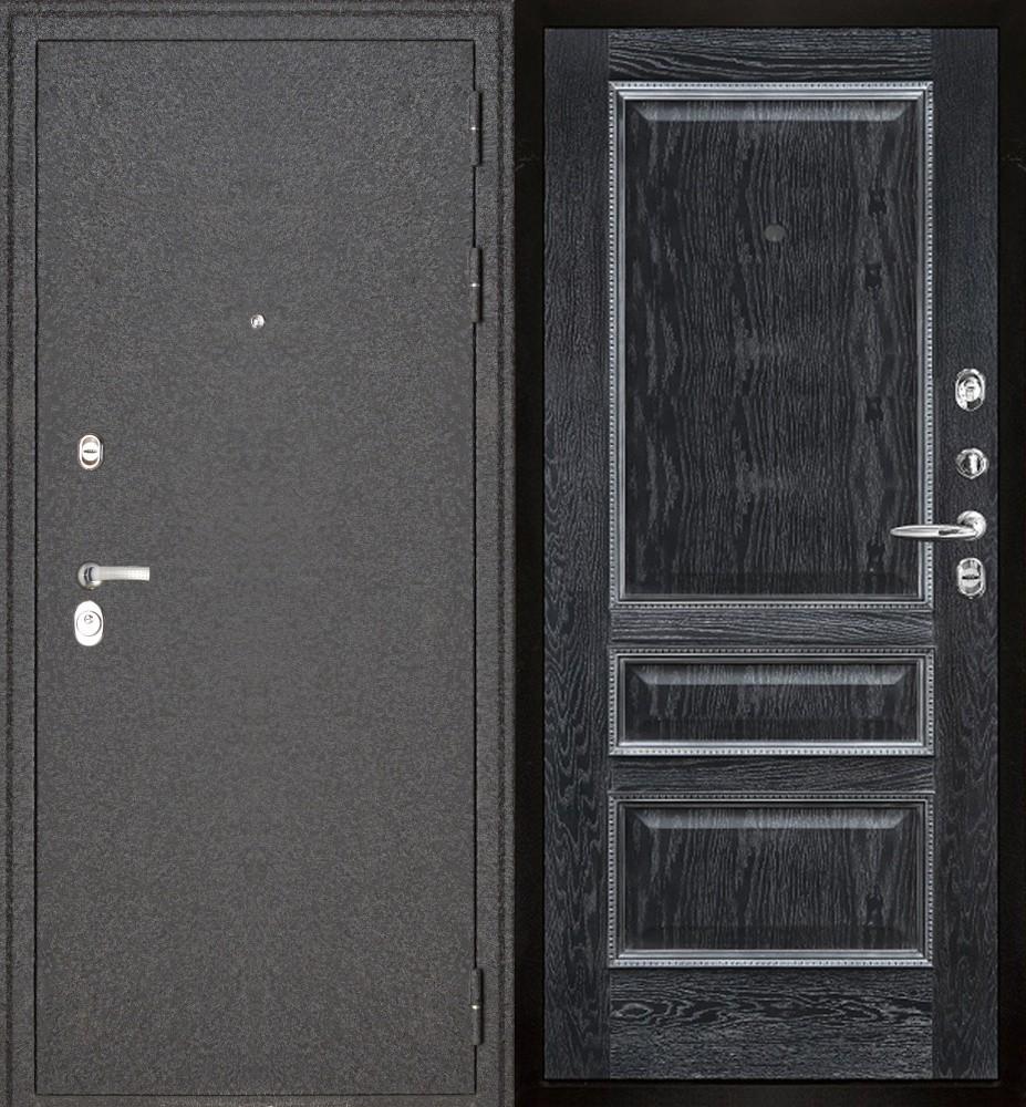 стальные двери по классу 2