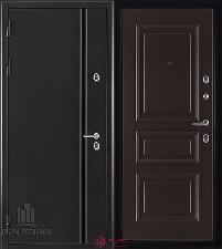 Металлическая дверь REGIDOORS Термодверь Норд Венге Вена