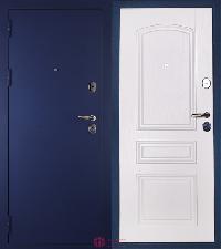 Входная металлическая дверь Сударь CISA Сударь-3 Синий