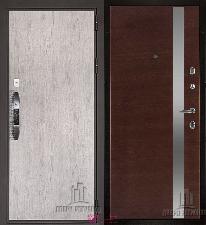 Входная дверь Двери Регионов NEW Новатор Uno Brandy