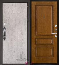 Входная дверь Двери Регионов NEW Новатор Вена Античный дуб