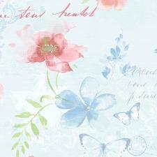 Обои виниловые Aura Abby Rose AB42433