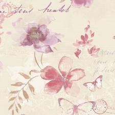 Обои виниловые Aura Abby Rose AB42434