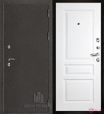 Металлическая дверь REGIDOORS Антик Термо 3 Турин