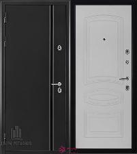 Металлическая дверь REGIDOORS Термодверь Норд Ясень Жемчуг Анастасия