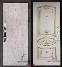 Входная дверь Двери Регионов NEW Новатор Багет 3