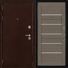 Входная дверь Двери Регионов Медный антик Феникс 2127