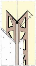 Кромочный профиль для обоев Protektor Угловой 3790