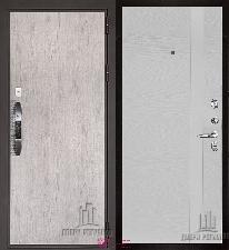 Входная дверь Двери Регионов NEW Новатор Uno Chiaro