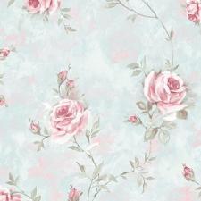 Обои виниловые Aura Rose Garden RG35734