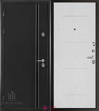 Металлическая дверь REGIDOORS Термодверь Норд Ясень Жемчуг Лайт
