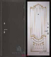 Металлическая дверь REGIDOORS Антик Термо 3 Александрия 2