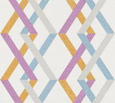 Виниловые обои A.S. Creation Linen Style 36759-1