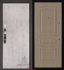 Входная дверь Двери Регионов NEW Новатор Анастасия Белёный дуб
