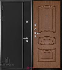 Металлическая дверь REGIDOORS Термодверь Норд Орех Анастасия