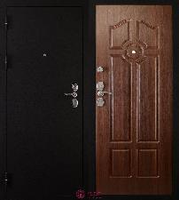 Входная металлическая дверь Сударь CISA Сударь-4 Черный
