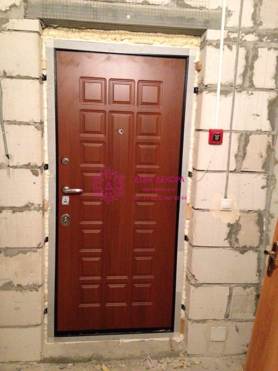 железная дверь в бутово