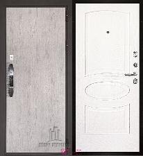 Входная дверь Двери Регионов NEW Новатор Оливия Ясень жемчуг