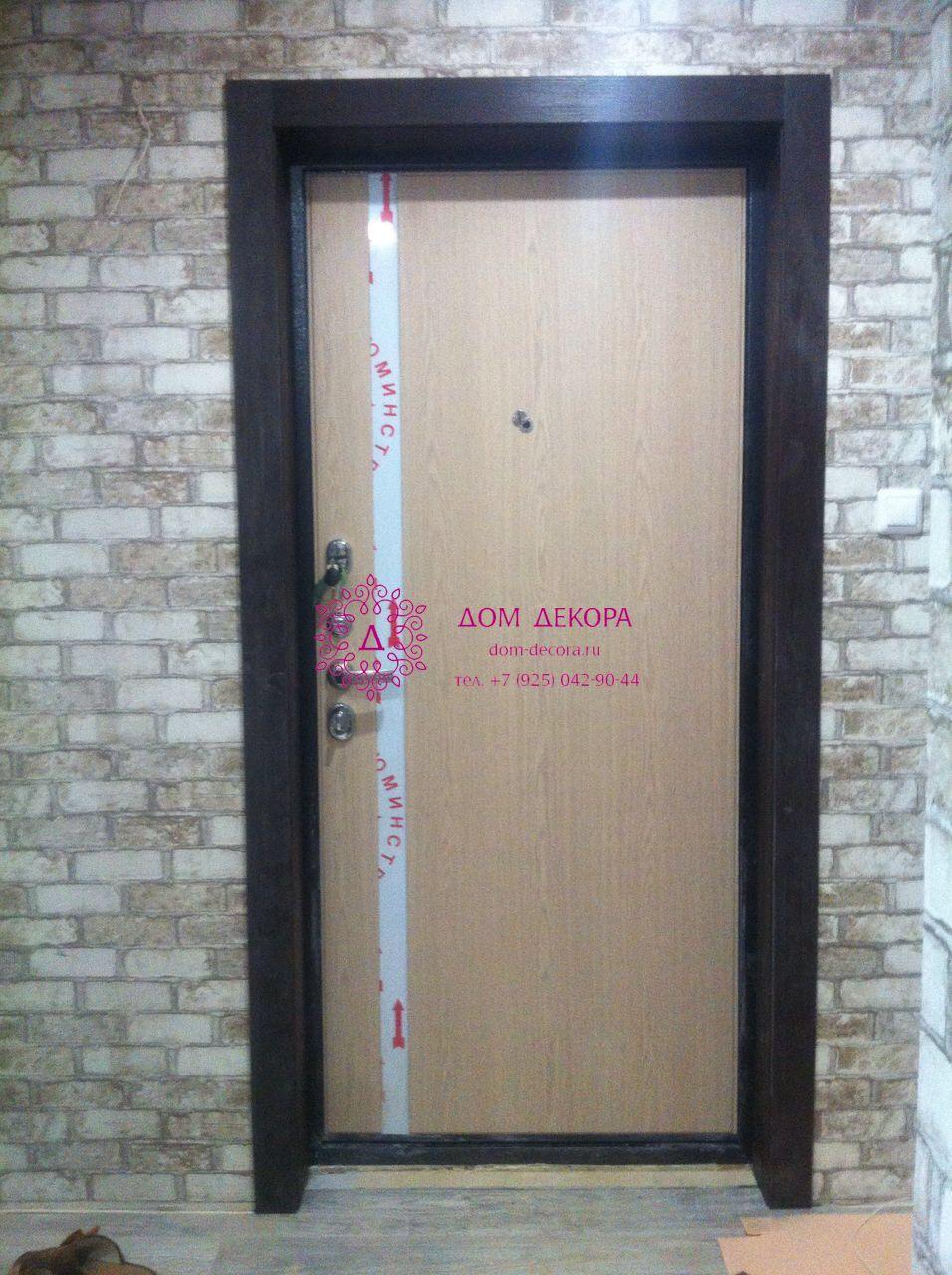 железная дверь чехов