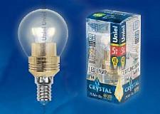 LED-G45P-5W/WW/E14/CL Лампочка Uniel Китай