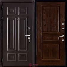 Дверь входная Двери Регионов Сенатор Марсель Меттэм Виктория Античный орех