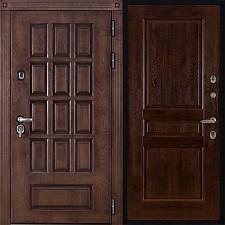 Металлическая дверь REGIDOORS Шпон Центурион Виктория