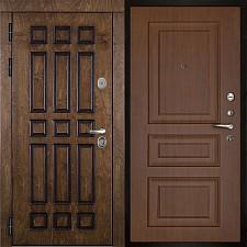 Входная металлическая дверь REGIDOORS уличная Базилика Вена 3D