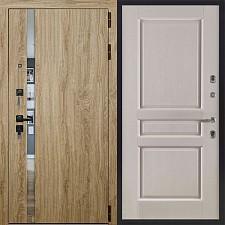 Дверь входная Двери Регионов 3К TESLA LW софт ВИКТОРИЯ