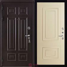 Дверь входная Двери Регионов Сенатор Марсель Меттэм Florence 6002 Серена керамик