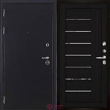 Входная дверь Двери Регионов Темное серебро Колизей антик 2110 Шоко