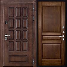 Металлическая дверь REGIDOORS Шпон Центурион Гармония