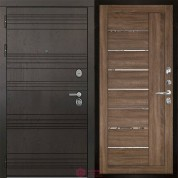 Дверь входная Двери Регионов 3К Министр 2110 Серый