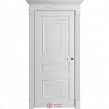 Межкомнатная дверь экошпон Uberture Florence 62001 ДГ Серена белая
