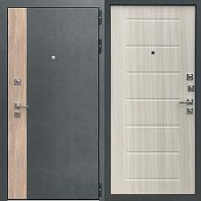 Входная дверь Двери Регионов 3К Бруклин ФЛ7 сандал светлый