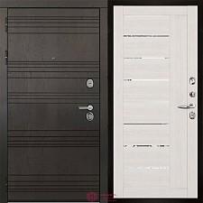 Дверь входная Двери Регионов 3К Министр 2125 Капучино