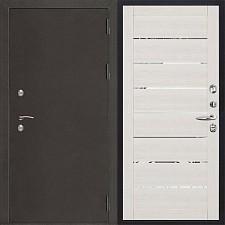 Металлическая дверь REGIDOORS Антик Термо 3 LIGHT 2125 Капучино