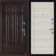 Дверь входная Двери Регионов Сенатор Марсель Меттэм 2127 Софт Бьянка