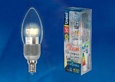 Светодиодная лампа Шар Uniel 6w E14 220v 0k 0lm LED-G45P-5W/NW/E14/CL