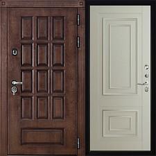 Металлическая дверь REGIDOORS Шпон Центурион Florence 62002