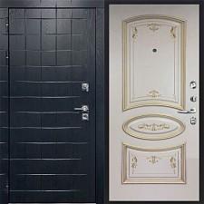 Дверь входная Двери Регионов взломостойкая Сенатор Плюс Багет 3