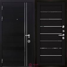 Дверь входная Двери Регионов Карбон Карбон 2125 Шоко
