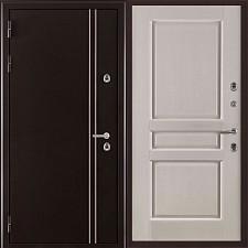 Металлическая дверь REGIDOORS Термодверь Норд коричневый Виктория
